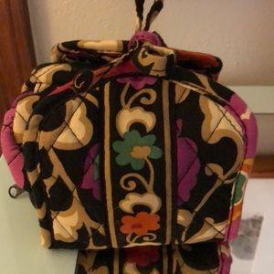 Vera Bradley Jewelry Travel Case